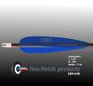 Afbeelding van FFP 470 Veren Flex Fletch (Close Out)